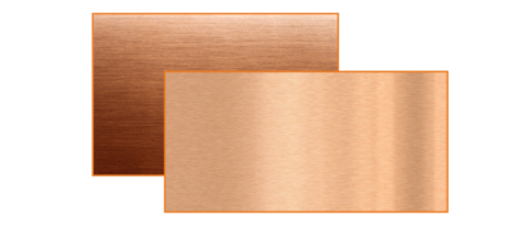 Copper Sheets – Standing Seam System Installations